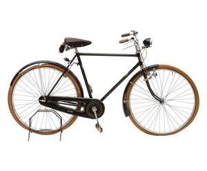 Bicicletta da uomo Gitan nero e oro - d 28\'\'
