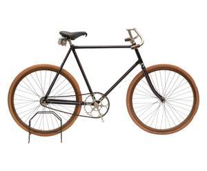 Bicicletta da corsa da uomo Griffon nero bianco e rosso - d 28\'\'
