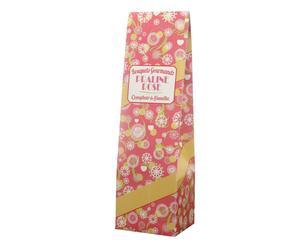 Profumatore con bastoncini fragranza praline rosa - 100 ml
