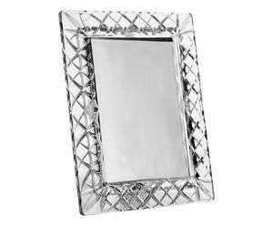 Cornice portafoto in vetro Cristel - max 20x25x5 cm