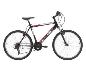 Mountain Bike Sahara 26\'\' 21V Man nero - Telaio 53