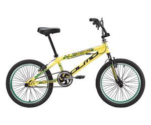 Mini Bike Freestyle giallo - Telaio misura unica