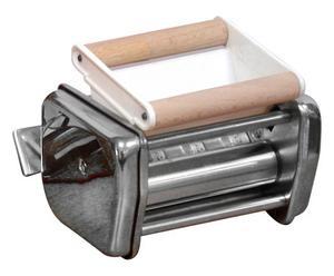 Apparecchio per ravioli in metallo e legno Imperia - 17x12x14 cm