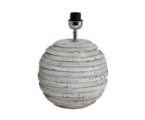 BASE PER LAMPADA IN ARGILLA AWASA - 34X26 CM