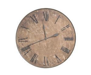 orologio da parete in metallo Vintage - D 80 cm