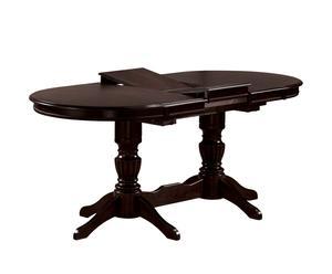 tavolo allungabile in caucciu' hanna noce - 150/185x75x90 cm