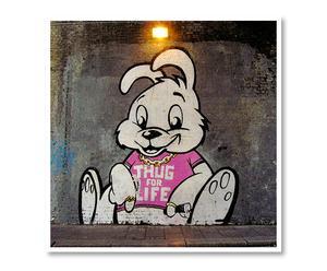 Poster Thug for life