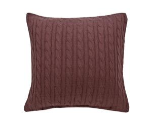 Kussenhoes CHALET I, bruin, 50 x 50 cm