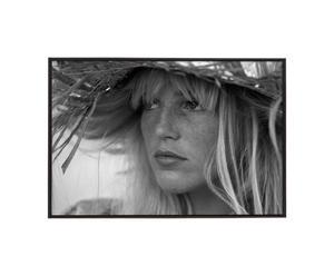Handgesigneerde, ingelijste kunstfoto Wild at heart, 90 x 60 cm