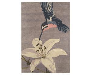 Tapijt Cho, lila, 230 x 160 cm