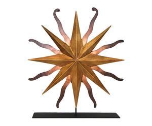 Handgemaakt decoratief object SUN & STAR