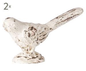 Decoratieve vogels LORE, 2 stuks