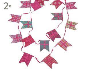 Decoratieve slinger Kinderfeest, 2 stuks