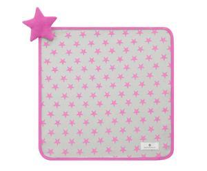 Knuffeldoek STAR, 30 x 30 cm