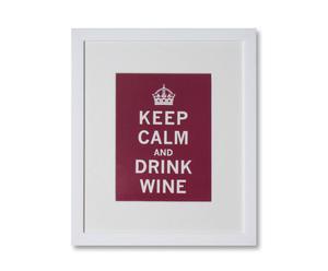 Kunstprint Wine, 25 x 30 cm