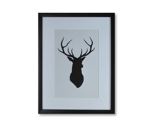 Kunstprint Stag, 30 x 40 cm