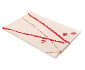 Handgeweven sjaal van kasjmier Haruli