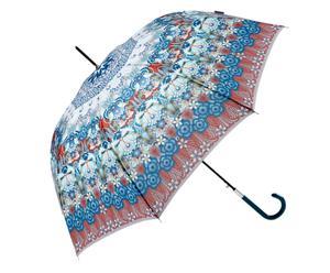 Automatische paraplu Joan, blauw