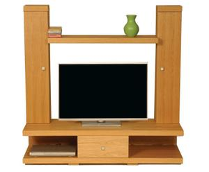 Tv-meubel HENRY II, lichtbruin