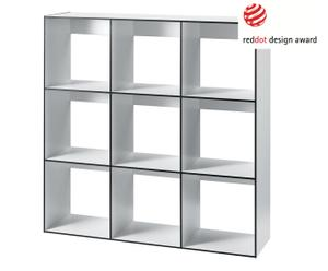 Modulaire kast HP 3x3, wit