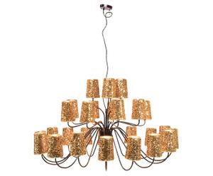 Hanglamp BOLLO GOLD BIG