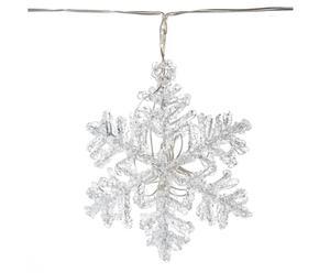 Licht-Set Snow Flake, 5 stuks