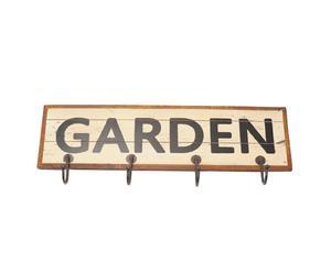Wandkapstok Garden