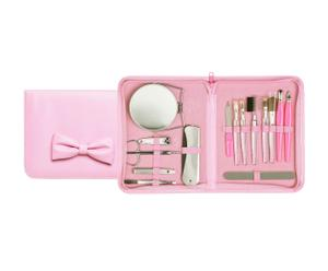15-delige manicure, make-up set DIAMANT