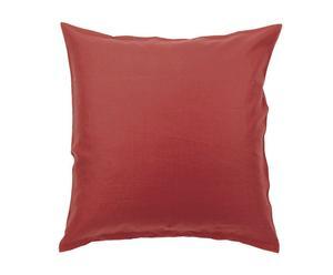 Kussensloop AMOR, 80 x 80 cm, rood