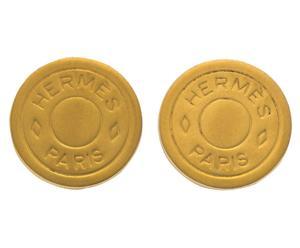 Hermes Sellier oorbellen