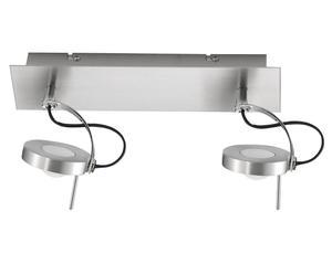 LED-plafondlamp Cagliari, L 28 cm
