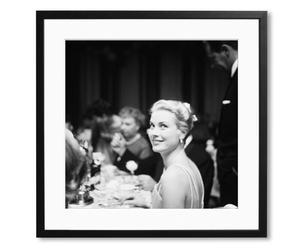 Foto Grace Kelly 1955, 50 x 50 cm