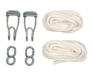 Ophangset voor hangmat Rope Pro