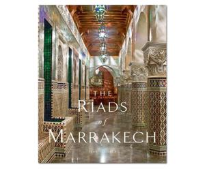 Coffee Table Book The Riads Of Marrakech
