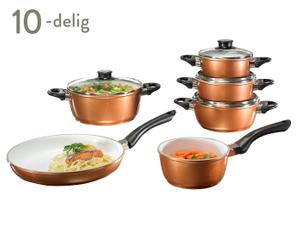 Kook-Set Andrea, 10-delig