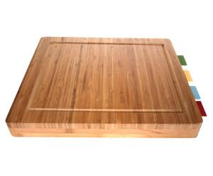Voor In De Keuken Een Houten Snijplank Westwing