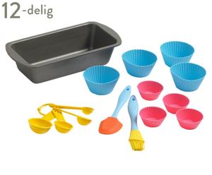 Kinderbakset Kiddies, 12-delig
