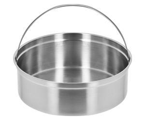 Universele stoommand Cookvision zonder gaatje, diameter 22 cm / H 6 cm