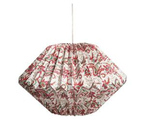 Hanglamp IBIZA I, rood