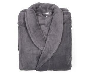 Badjas Doux, grijs, maat  XL