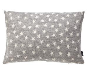 Kussenhoezen Delta, grijs, 40 x 60 cm
