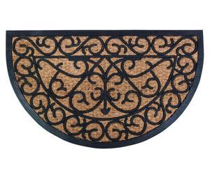 Deurmat Grid, 45 x 75 cm