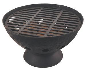 Vuurschaal Bolton, met grill, diameter 55 cm