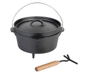 Grillpan Dutch, H 20 cm