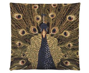 Kussen Peacock, 45 x 45 cm
