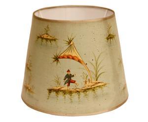 Lampenkap Artemis, handgemaakt, diameter 35 cm