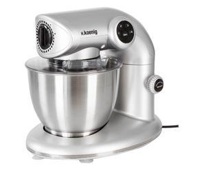 Keukenmachine KM80, RVS, 1000 W