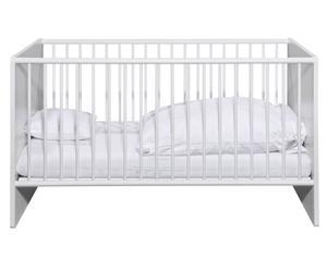 Babybed Conrad, wit, B 146 cm