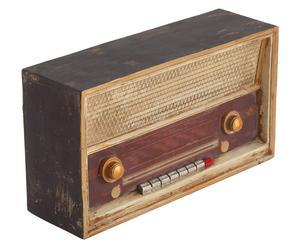 Deco radio Judith, B 22 cm