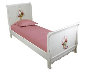 Kinderbed Flowers, L 219 cm